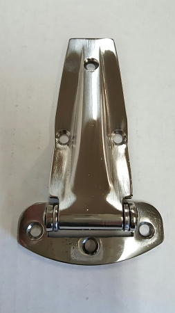 Strap Hinge 4k Stainless Steel Universal Deluxe Model