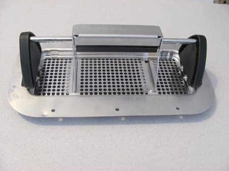 Aluminum Two Way Roof Vent Low Profile