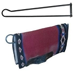Swing-Out Blanket Rack, 40