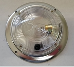 Dome Light with Power Switch, Clear Lens