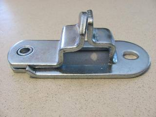 & XL Cam Latch Hasp 2 Piece--No Rivet Steel OR Stainless Steel