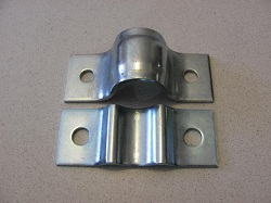 Cam Latch Pipe Holder Bottom