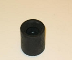 Door Holdbacks-Round Rubber Receiver Ends ONLY