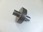 Door Roller Wheel, Steel w/ Pin
