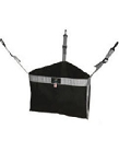 Triangle Trailer Feed Bag,   Adjustable