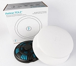 Flettner Ventilator TCX-2  Narrow Base, White