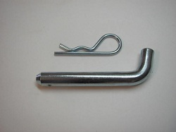 5 8 Quot Diameter Hitch Pin With Keeper Clip Set