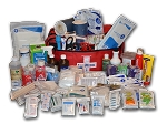MEDIUM BARN  First Aid Medical Kit