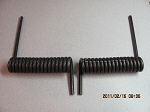 Ramp Assist Springs, HINGE MOUNT for 3/4