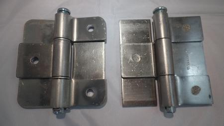 Butt Hinge 5 Quot X Quot 5 Hd Aluminum Www