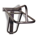 Folding Wall-Mount Saddle Rack