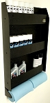 Door/Wall Cabinet W/2 Roll Paper Towel Holder