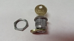 Flush Mount Latch Replacement LOCK CYLINDER w/ Key