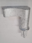 Cam Latch Pipe Lug, LONG STYLE