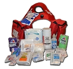 TRAIL RIDING First Aid Medical Kit (Horn Bag)