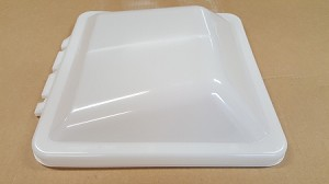 "14"" X 14"" Roof Ventilator Replacement Dome Top ONLY (Wedge Style)"