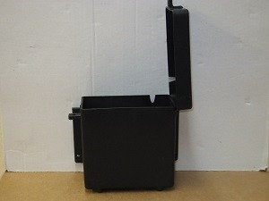 Breakaway Battery Case , Lockable