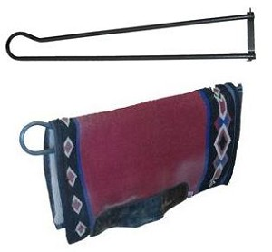 Swing-Out Blanket Rack, 40""