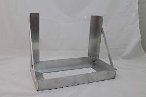 Battery Shelf, Aluminum