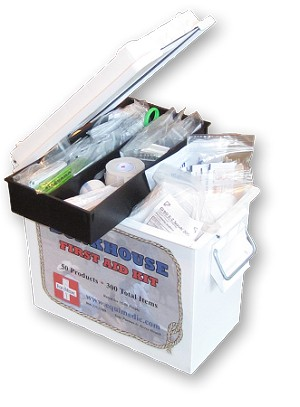 BUNKHOUSE ALL HUMAN First Aid Medical Kit