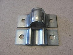 Cam Latch Pipe Holder, BOTTOM