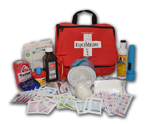 BASIC EQUINE First Aid Medical Kit