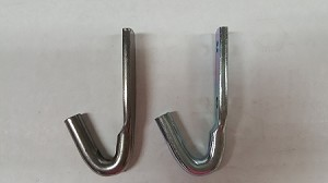 Steel Rope Hook- Chose Weld-On or Screw-On