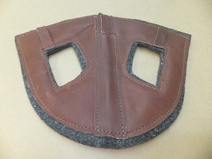 Leather Head Bumper