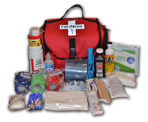 SMALL TRAILERING EQUINE First Aid Medical