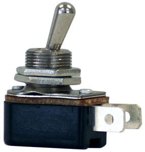 Toggle Switch, 12 Volt, 2 Blade