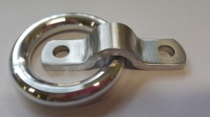 Tie Ring  With Bracket, Aluminum SALE
