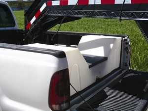 63 Gallon Truck Bed Water Tank Caddy