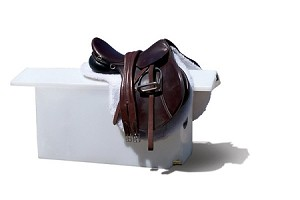 30 Gallon TWO-SADDLE Water Tank /Caddy